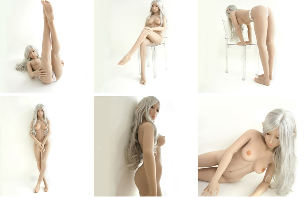 Real sex dolls that are anime and magna dolls Japanese style sex dolls